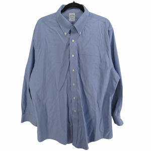 Brooks Brothers Non Iron Button Up Dress Shirt
